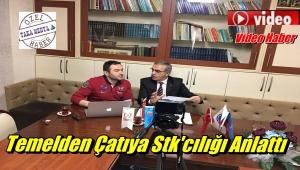 İdris Türk İle Çok Özel Röpörtaj