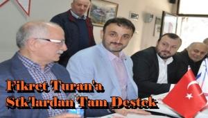 Trabzon'lular Fikret Turan'ı meclis üyesi yapacak