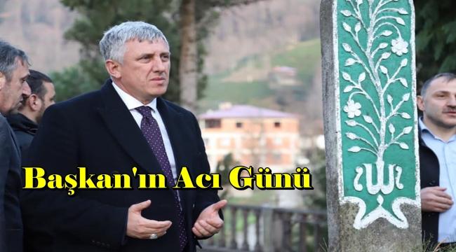 Başkan Sarıalioğlu'nun Halası Vefat Etti