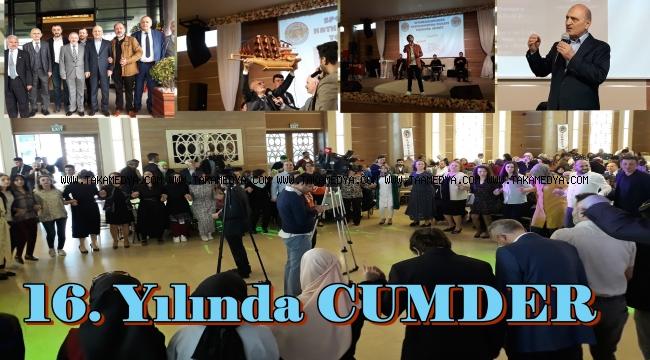 CUMDER'de Kültür Buluşmaları Devam Ediyor