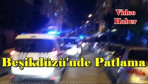 Trabzon'da Patlama/Video Haber