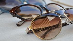 Sahte güneş gözlüğü ile gözünüzden olmayın