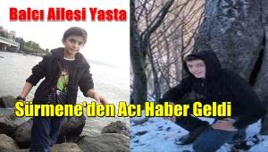Trabzon'da Denize Giren İki Kardeşten Biri Kurtarılamadı