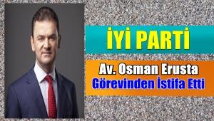 İyi Parti İstanbul'da flaş istifa!