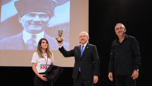 Sivas Kongresi'nin 100'ncü yılı kutlamaları Sunay Akın'ın gösterisiyle noktalandı