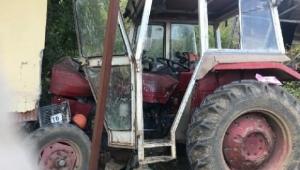 Akhisar da Traktörün çarptığı yaşlı kadın hayatını kaybetti