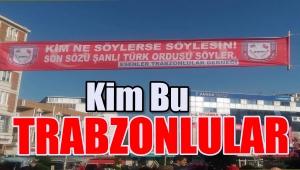 Trabzonlular Derneğinden Alkışlanacak Hareket