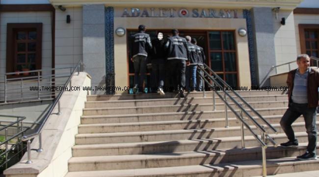 Giresun'da Uyuşturucu Operasyonu 5 Tutuklama