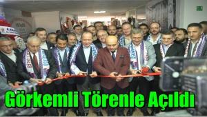 Üsküdar Trabzonlular Derneği Açıldı