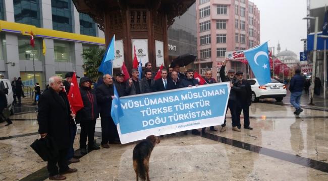 İyi Parti Malatya'dan Doğu Türkistan Çağrısı