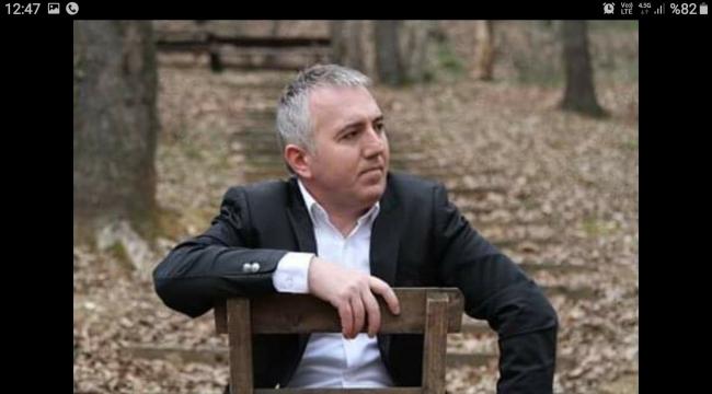 Karadenizli Sanatcı Erkan Yeşilyurt