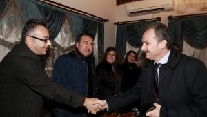 Başkan Kılınç, Kent Konseyi Yürütme Kurulu Toplantısına Katıldı