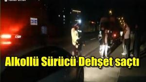 Sultangazi'de Alkollü Sürücü Dehşeti