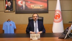 AK Parti Trabzon Milletvekili Muhammet Balta'dan 15 Temmuz Mesajı!