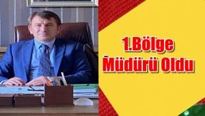 Fahrettin Ulu Bölge Müdürü oldu