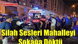 Zeytinburnu'nda Silahlı Saldırı iki Yaralı