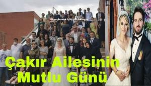 Karadenizli Sanatçı Mesut Çakır Hayatını Tuğçe Selamet'le Birleştirdı