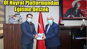 Başkan Çakıroğlu' Eğitime Desteklerimizi Sürdüreceğiz