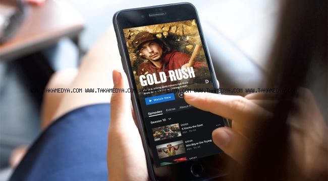 Discovery, yeni dijital yayın platformu discovery+'ı tanıttı