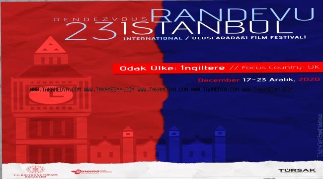 RANDEVU İSTANBUL'UN ÇEVRİM İÇİ ETKİNLİKLERİ SEKTÖRÜN NABZINI TUTACAK