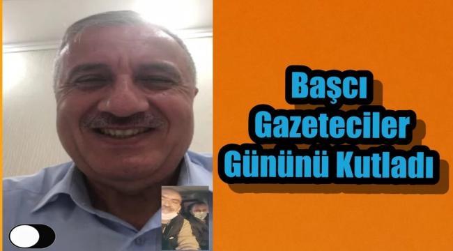 Milletvekili Abdullah Başcı'dan Gazetecilere Süpriz