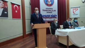 Güngören Trabzonlular Derneği İbrahim Yılmaz ile Devam Dedi
