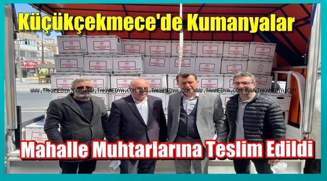 Başkan Kaba' Küçükçekmece'de Trabzonlular Farkını Hissettireceğiz