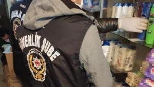 Emniyetten Sahte Parfüm İmalatçılarına Operasyon 5 Gözaltı