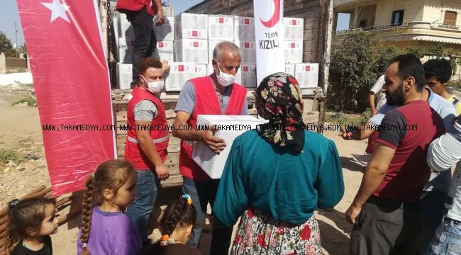 Kızılay Dünya Mülteciler Gününe Dikkat Çekti