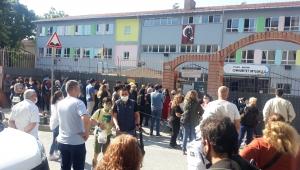 GÖRÜNTÜLÜ HABER // LGS Giriş Sınavında Heyecanlı Dakikalar Başladı