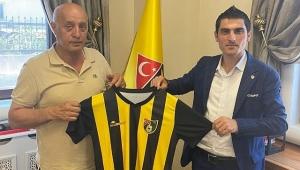 İstanbul GençlergücüSpor Yönetiminden Başkan Sarıalioğlu'na Ziyareyet