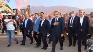 Bursa Büyükşehir'de Toplu Sözleşme Sevinci En Düşük Ücret 5.117 TL'ye Yükseltildi