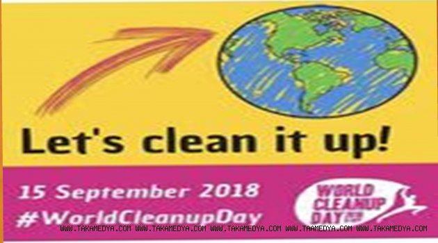 15 Eylül Dünya Çöp Toplama Günü Kampanyası