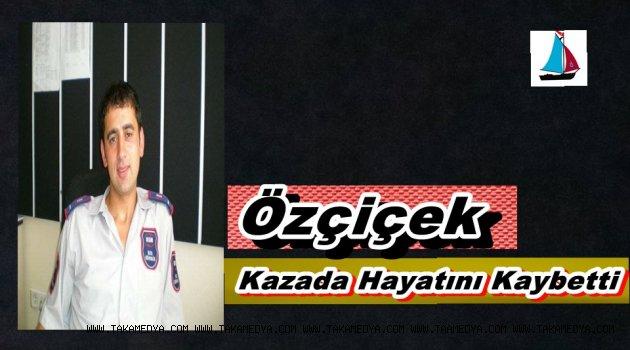 Murat Özçiçek Kazada Hayatını Kaybetti