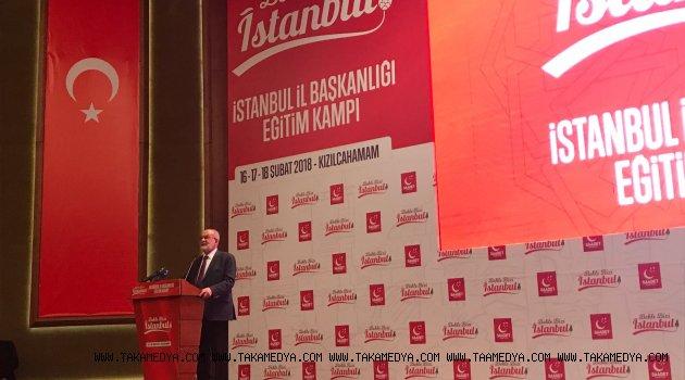 Saadet İstanbul'da Hedef Bütün Belediyeler
