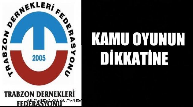 TDF'den Kamu Oyuna