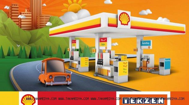Tekzen'de 300 lira alışverişe Shell'den 25 lira yakıt bedava