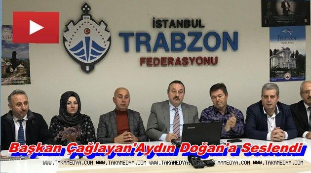 """""""TRUMP"""" ADI ÜLKEMİZDE HİÇ BİR TABELADA OLMAMALI"""