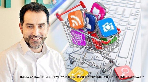 Türkiye'de Kişibaşı E-Ticaret 181 Dolar