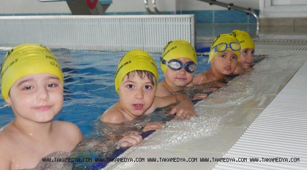Yaz Yüzme Okulları sona erdi