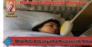Oflu Yıldırım Ailesi Alman Kadının Saldırısı Sonucu Hastanelik Oldu...
