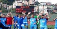 Ofspor Alieyköyspor'u kendi Evinde 2- 0 la Geçti
