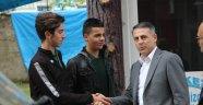İyi Parti'li Osman Akbulut'  Gençlere sesleniyorum