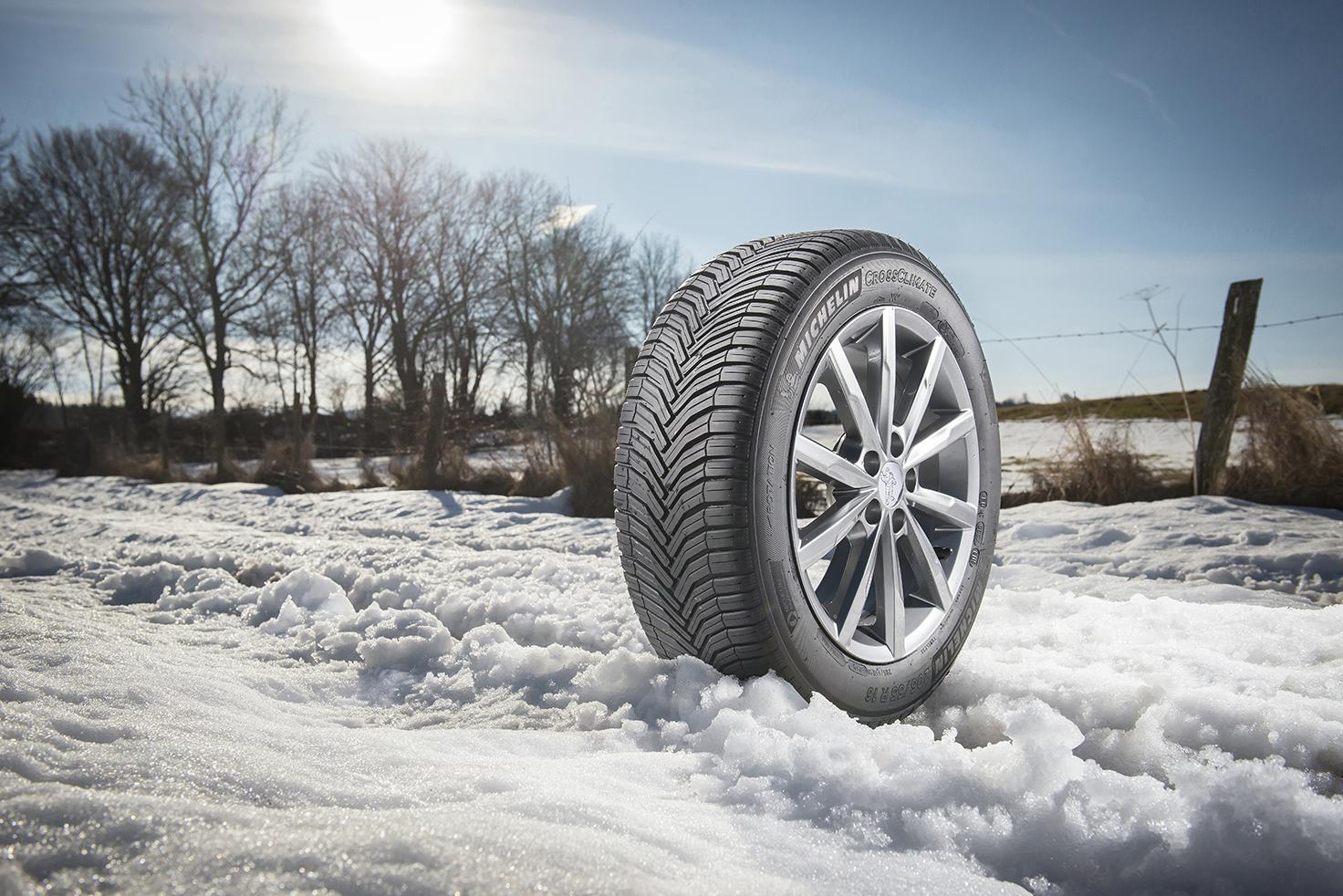 Michelin kış ayları için sürücüleri uyarıyor!