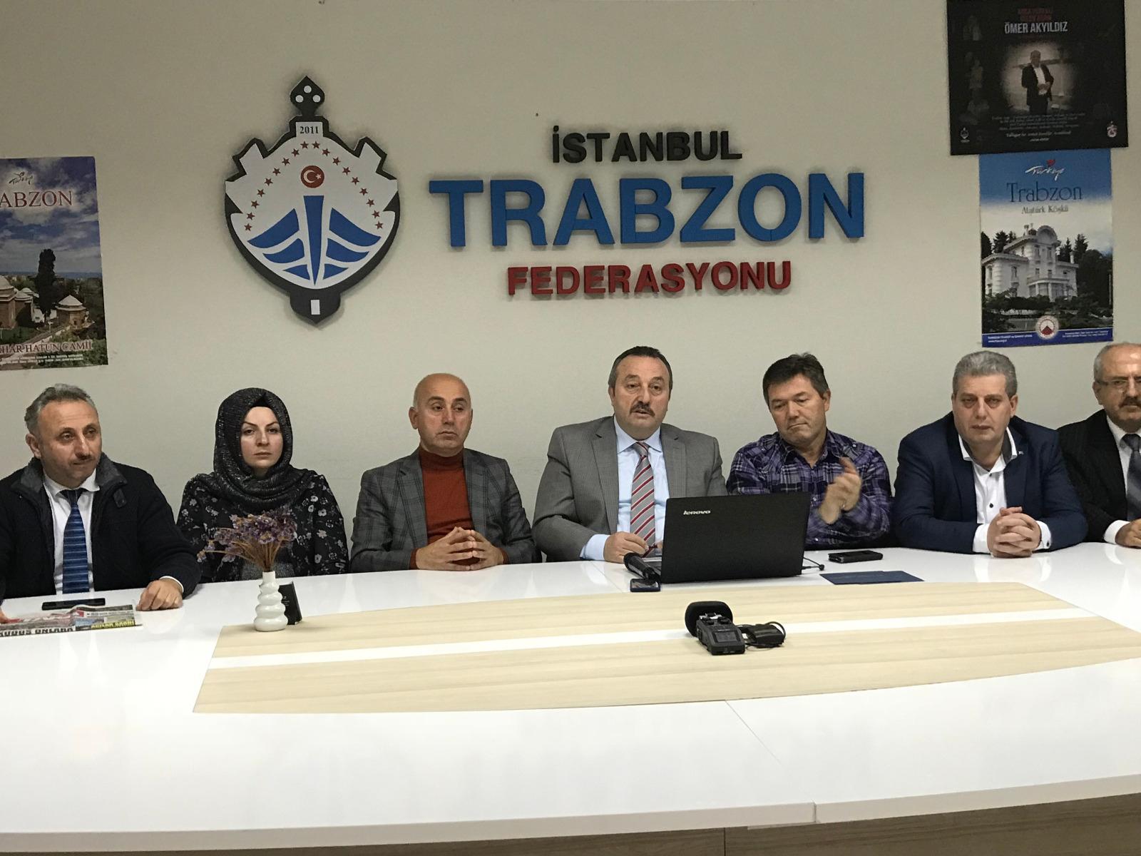 Trabzon'da 7 Nisan Heyecanı